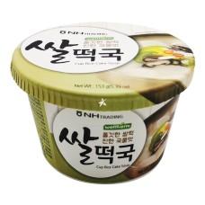 Instant juha z riževimi kolački 153g - NONGHYUP