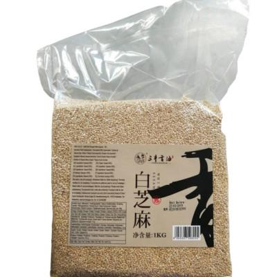 Praženi beli sezam 1kg - SANFENG