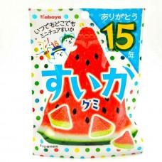 Gumjasti bonboni z okusom lubenice 50 g - KABAYA