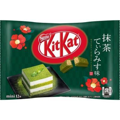 KitKat Matcha Tiramisu 118,8g - NESTLE