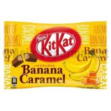 Kitkat banana in karamela 118,8g - NESTLE