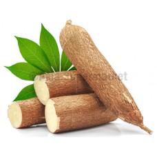 Cassava zelenjava - WABU