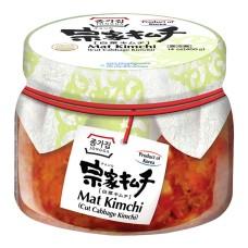 Korejski Mat Kimchi 400g - Jongga