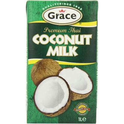 Kokosovo mleko (17% maščobe) 1L - GRACE