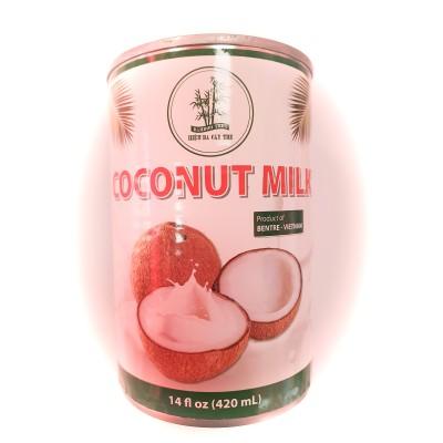 Kokosovo mleko (mašc. 17%-19%) 420ml - BAMBOO TREE