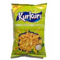Zeleni chutney krekerji 90g - KURKURE