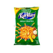 Čili chatka krekerji 90g - KURKURE