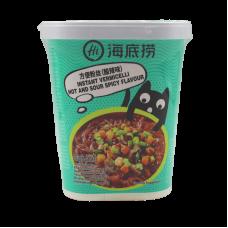 Instant juha riževi rezanci kislo pekoča - HAIDILAO