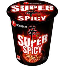 Instant juha z rezanci Shin v lončku Rdeči 68g - NONGSHIM