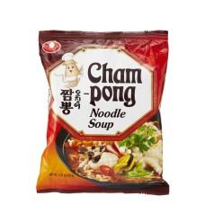 Instant juha z rezanci Champong pekoča 124g - NONGSHIM