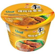 Instant juha z rezanci okus svinjina v lončku 110 g - TONGYI