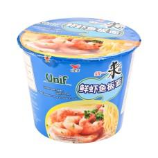 Instant juha z rezanci okus rakci in ribe v lončku  108g - TONGYI