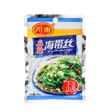 Pekoče narezane sečuanske alge - CHUAN NAN