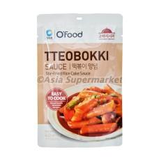 Pekoča omaka za riževe cevke, Topokki - DAESANG