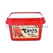 Korejska pasta iz pekočih feferonov 500g - SEMPIO