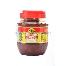 Čili pasta z bobom 500g - JUAN CHENG