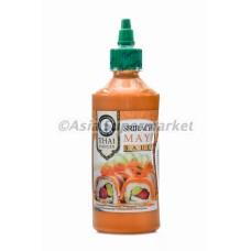 Čili omaka sriracha z majonezo 450ml - THAI DANCER