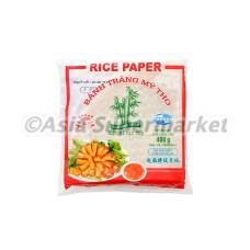 Rižev papir v trikotniku za cvrtje - BAMBOO TREE