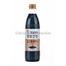 Naravno fermentirana sojina omaka 840ml - CJW