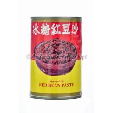 Sladka pasta iz rdečega fižola 510g - WU CHUNG