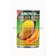 Mangov kompot  425g - AROY-D