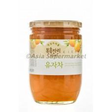Čaj iz citrusa Yuzu 480g - CJW
