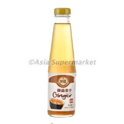 Ingverjev sirup 250ml - SHIJIANG FOOD