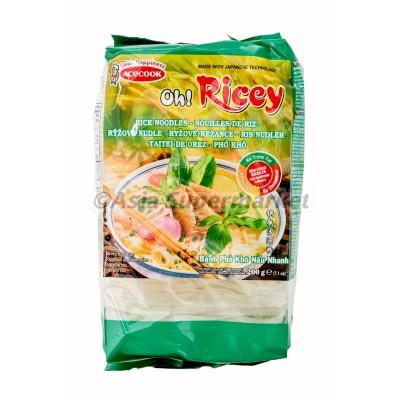 Brez glutenski riževi rezanci 200g - ACECOOK