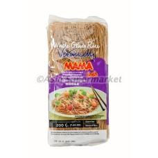 Rezanci iz rjavega riža 200g - MAMA