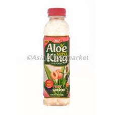 Aloe vera breskev 500ml - OKF