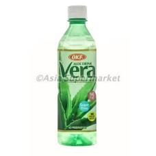 Aloe vera brez sladkorja 500ml - OKF