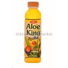 Aloe vera mango brez sladkorja 500ml - OKF