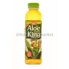 Aloe vera kivi 500ml - OKF