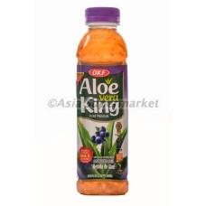 Aloe vera borovnica 500ml - OKF