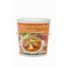 Massaman curry pasta 400g - COCK BRAND