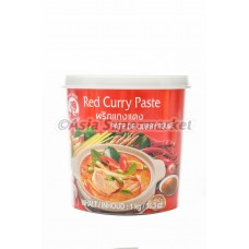 Rdeča curry pasta 1000g - COCK BRAND