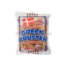 Krekerji iz svinjskih kožic BBQ 50g - OK SNACKS