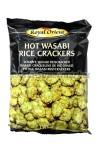 Riževi krekerji z wasabijem 150g - ROYAL ORIENT