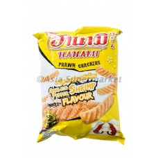 Krekerji s kozicami, česnom in poprom 60g - HANAMI