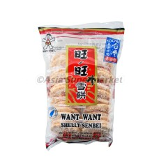 Sladki riževi krekerji 150g - WANT WANT
