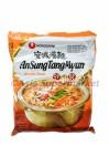 Instant juha z rezanci AnSungTangMyun vroče in pekoče  125g - NONGSHIM