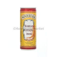 Korejski ginsengov napitek 240ml - WONDERFARM