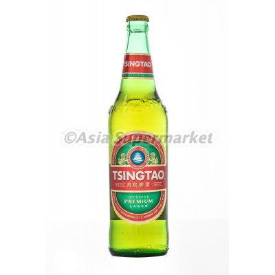 Kitajsko pivo Tsingtao 640ml