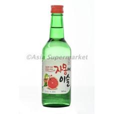 Korejski soju grenivka 360ml - JINRO