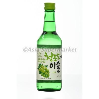 Korejski soju grozdje 360ml - JINRO