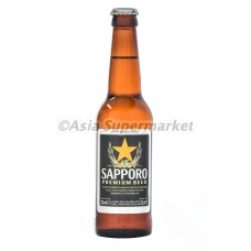 Japonsko pivo Sapporo 330ml