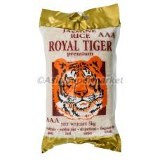 Dolgozrnati premium jasminov riž 5kg - ROYAL TIGER
