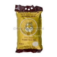 Dolgozrnati jasminov riž gold 5kg - ROYAL TIGER
