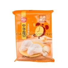 Kitajski uparjeni kruhki s pasto rdečega fižola 360g - SYNEAR
