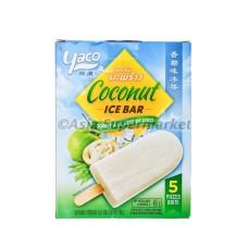 Kokosov sladoled 5 kosov - YACO